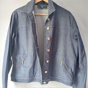 St. John Sport M Denim Jacket